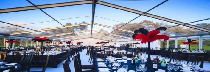 Aliminium Tents