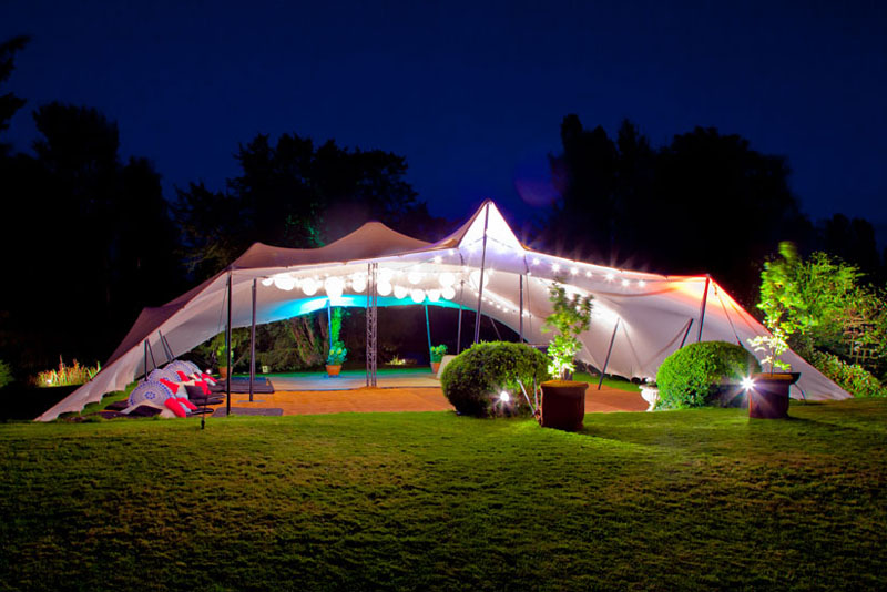 Stretch Tents / Bedouin Tents