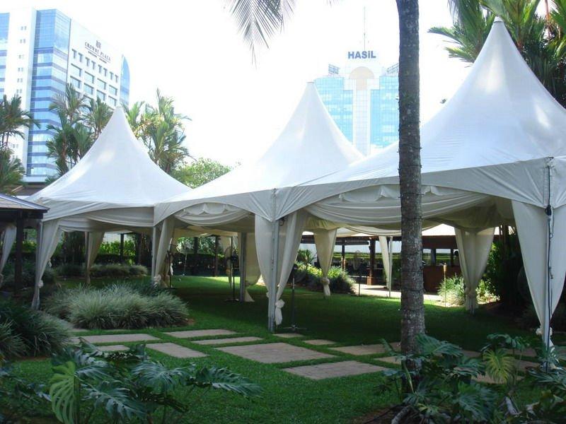 Pagoda Tents / Arabic Pergola Tents